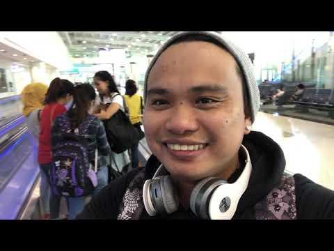 Dubai to Manila Journey