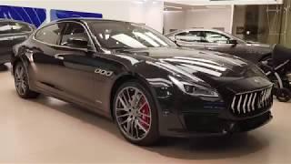 Maserati Quattroporte GTS review (Urdu)
