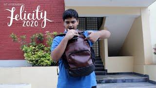 IIIT Hyderabad Fresher's Introduction 2019