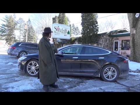 Tesla Motors Model S / X: HPWC Travel To Wisconsin Dells, WI