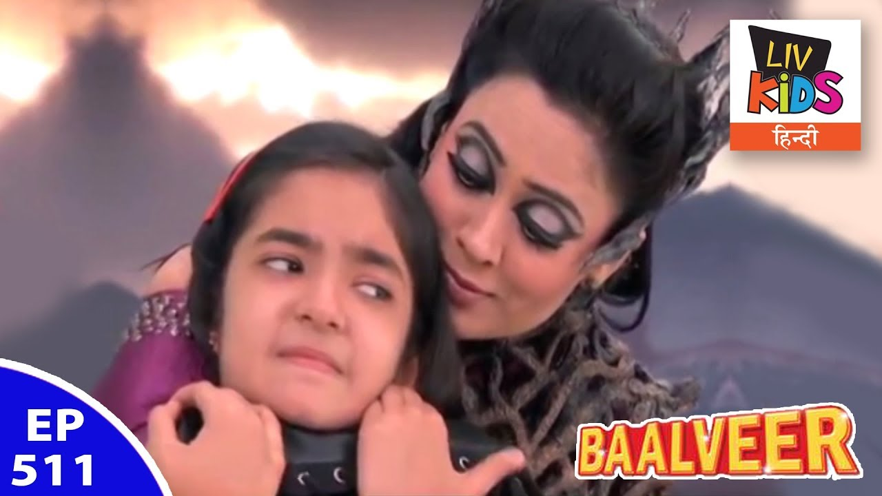 Baal Veer - बालवीर - Episode 511 - Meher Under Maha Bhasma Pari's Hold