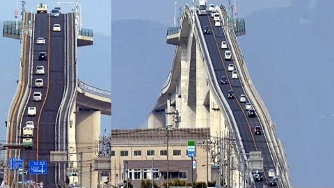 Los Puentes Más Aterradores E Inusuales