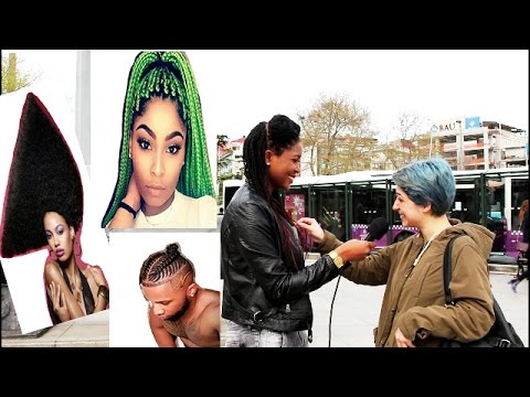 WHAT DO TURKISH PEOPLE THINK ABOUT AFRO HAIR?  ( BOXBRAIDS, CORNROWS, TWIST etc. )