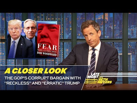 "The GOP's Corrupt Bargain with ""Reckless"" and ""Erratic"" Trump: A Closer Look"