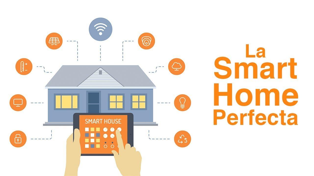 mejores opciones para la smart home perfecta youtube. Black Bedroom Furniture Sets. Home Design Ideas