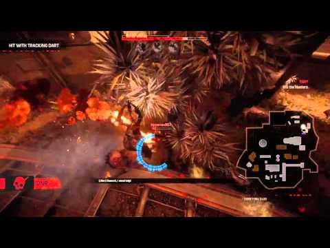 Evolve - Gorgon On Broken Hill Foundry