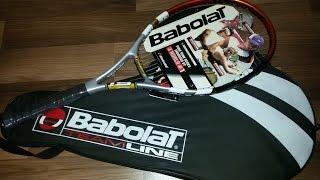 видео купить теннисную ракетку Babolat