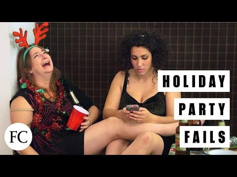 What Not To Do At Your Company's Holiday Party