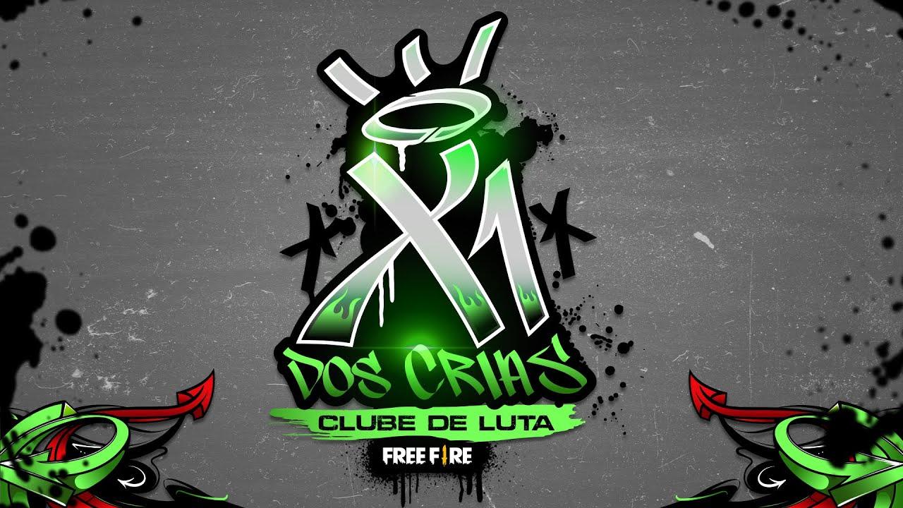 X1 DOS CRIAS: CLUBE DE LUTA | FREE FIRE