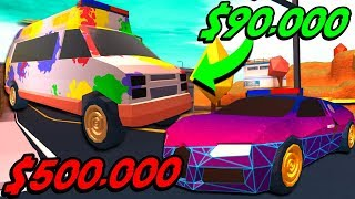 *NEW* AMBULANCE IS FASTEST CAR IN JAILBREAK! (Roblox)