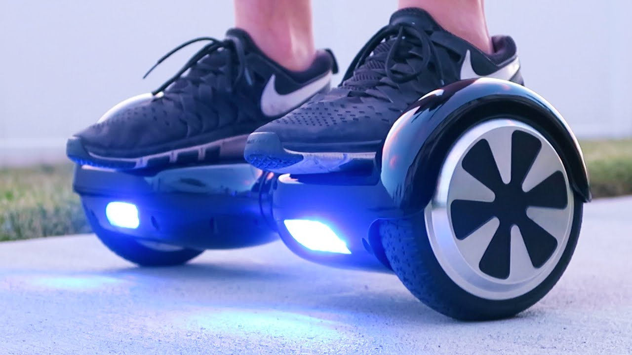 Hoverboard Unboxing Self Balancing Smart Scooter