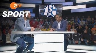 Schalke-Trainer Wagner: Nübel zu Bayern nicht fix | das aktuelle sportstudio - ZDF