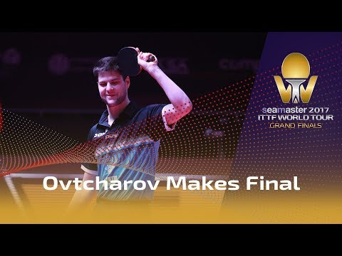 2017 Grand Finals | Dimitrij Ovtcharov Makes Final
