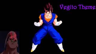 Dragon Ball Z (Funimation) Soundtrack - Vegito Theme II (Extended)