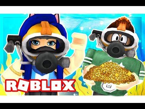 لن تصدق ما ستراه عندما نزلت فى قاع البحر لعبة roblox !!
