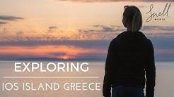 Exploring Ios Island Greece