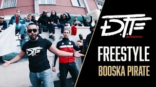 DTF - Freestyle Booska Pirate