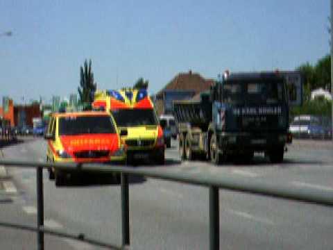RTW DRK KV Freital in Pirna