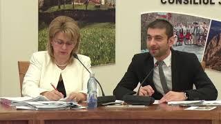 Sedinta ordinara a Consiliului Judetean Maramures din 27.11.2018