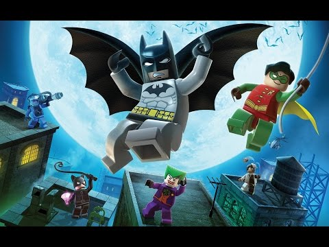 "The Lego Movie - ""Batman Song"""