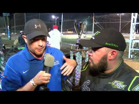 Johnny Scott USMTS Post-Race Interview | Canyon Speedway Park 4/13/18