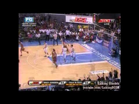 Japeth Aguilar Highlights Mix - PBA Philippine Cup 2014