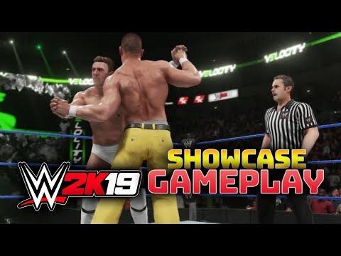 WWE 2K19 Gameplay First Look ft. Daniel Bryan 2K Showcase Mode Gameplay in WWE 2K19 (My Thoughts)