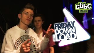 CBBC: Friday Download - Behind-the-Scenes