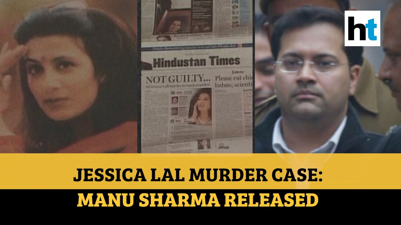 Download Manu Sharma, who killed Jessica Lal in 1999, released from Delhi's Tihar jail