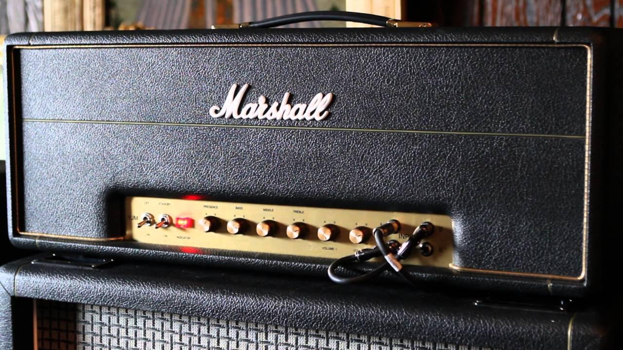 Marshall YJM100 - Playthru
