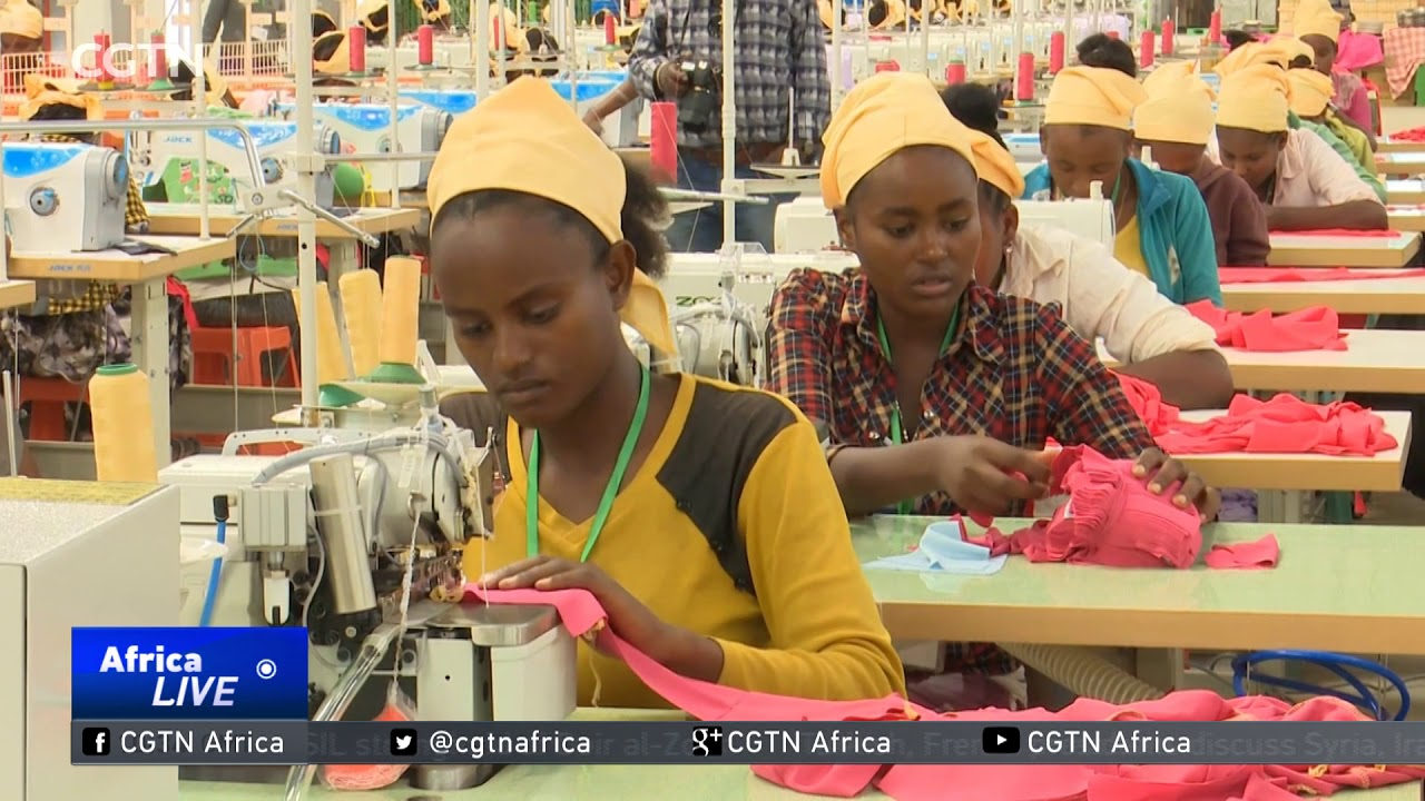 CGTN: India-Ethiopia Sign Agreements to Boost Bilateral Ties