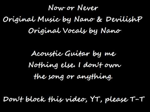 [Mai] Now Or Never ~Acoustic Version~ [TV Size]