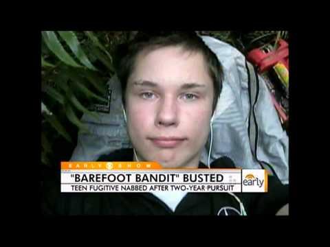Barefoot Bandit- Puzzle
