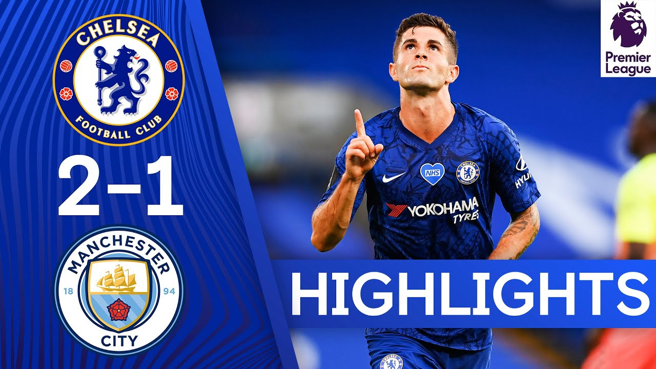 Download Chelsea 2-1 Manchester City | Pulisic & Willian Seal Dramatic Victory | Premier League Highlights