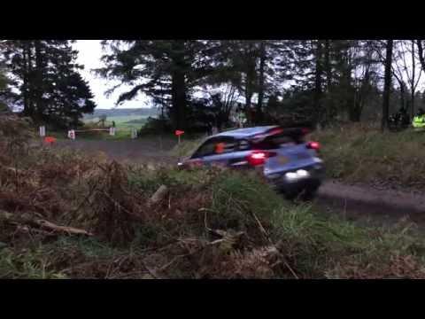 Wales Rally GB 2016 - Shakedown HD (Pure Sound)