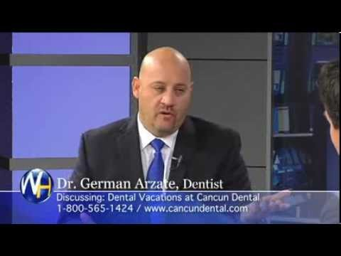 German Arzate, DDS, MS discusses dental vacations. Cabo dentist.
