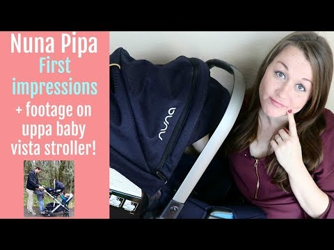 Nuna Pipa Carseat Review