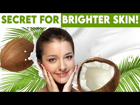 8 Creative Ways to Utilize Coconut Milk for Cleaner Pore and Brighter Skin