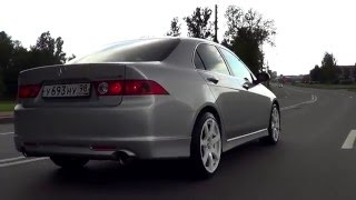 Тест Драйв Honda Accord 7 Type-S special edition(Коврики в авто: http://vk.com/autokoverspb Группа ВК http://vk.com/ilingshow Я на драйве https://www.drive2.ru/users/iling/ Музыка: Oh! Dee – Makes No..., 2016-05-23T15:36:03.000Z)