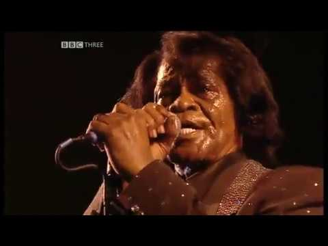 James Brown  feat Tomi Rae Hynie  Hold On, I m Coming  T Park 2005