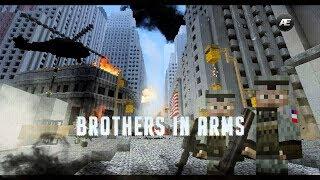 Майнкрафт война 9 серия