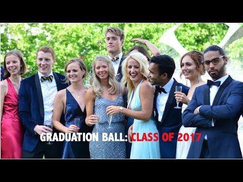 KING'S COLLEGE LONDON MEDICINE GRADUATION BALL 2017