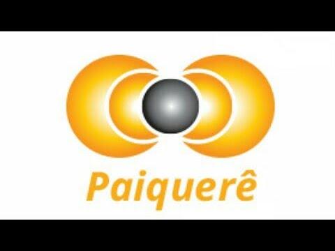 Prefixo - Rádio Paiquerê 1110 KHz - Londrina - PR