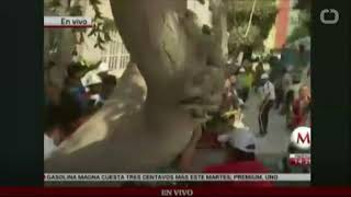 Massive earthquake rocks Mexico City by : The Oregonian