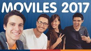 MEJORES MÓVILES 2017 ¡Sin censura!
