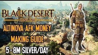 1 Second infinite Cooking NPC Utensil save time silver Black Desert Online BDO