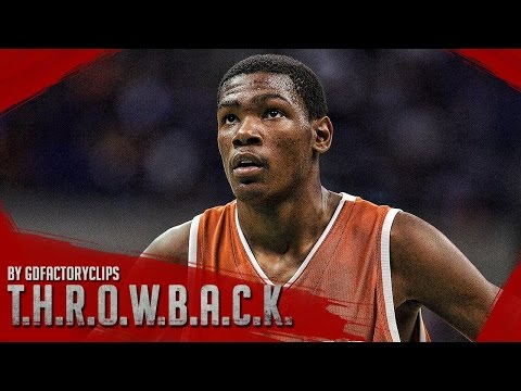 Kevin Durant Full College Highlights vs Oklahoma State (2007.01.16) - 37 Pts, 12 Reb, AMAZING!