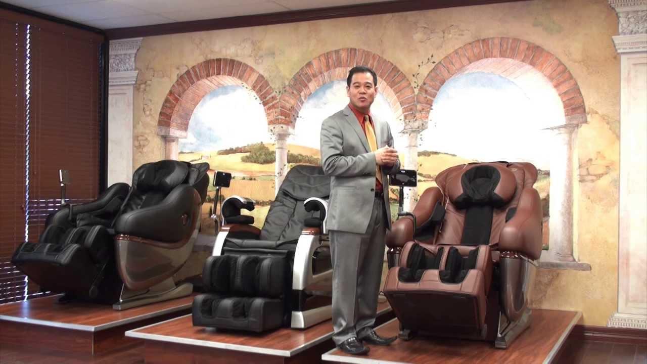 Awesome Talk Show   LURACO IRobotics 6 Medical Massage Chair   YouTube