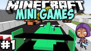 TELEPORT TELEPORT!! -Minecraft MiniGames Indonesia - #1- Moment kocak