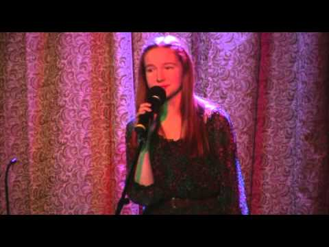 "Alie Rutty performing ""Put Your Records On"" by Corinne Bailey Rae"